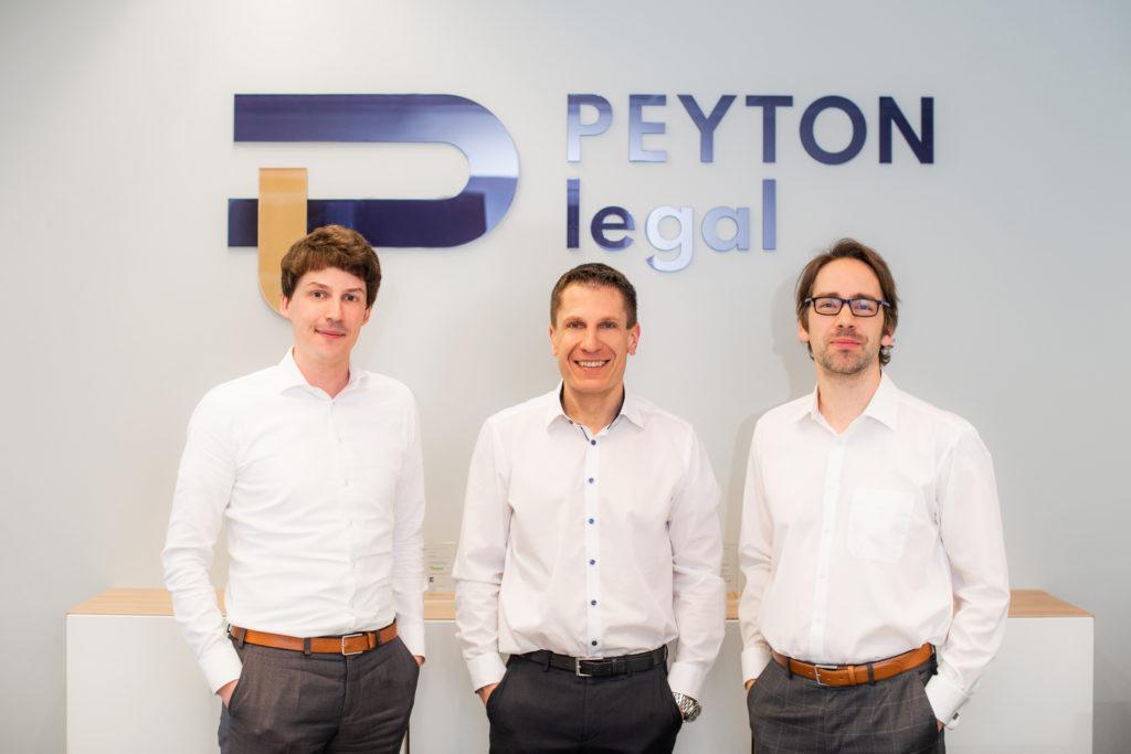 PEYTON legal představuje nové společníky 1