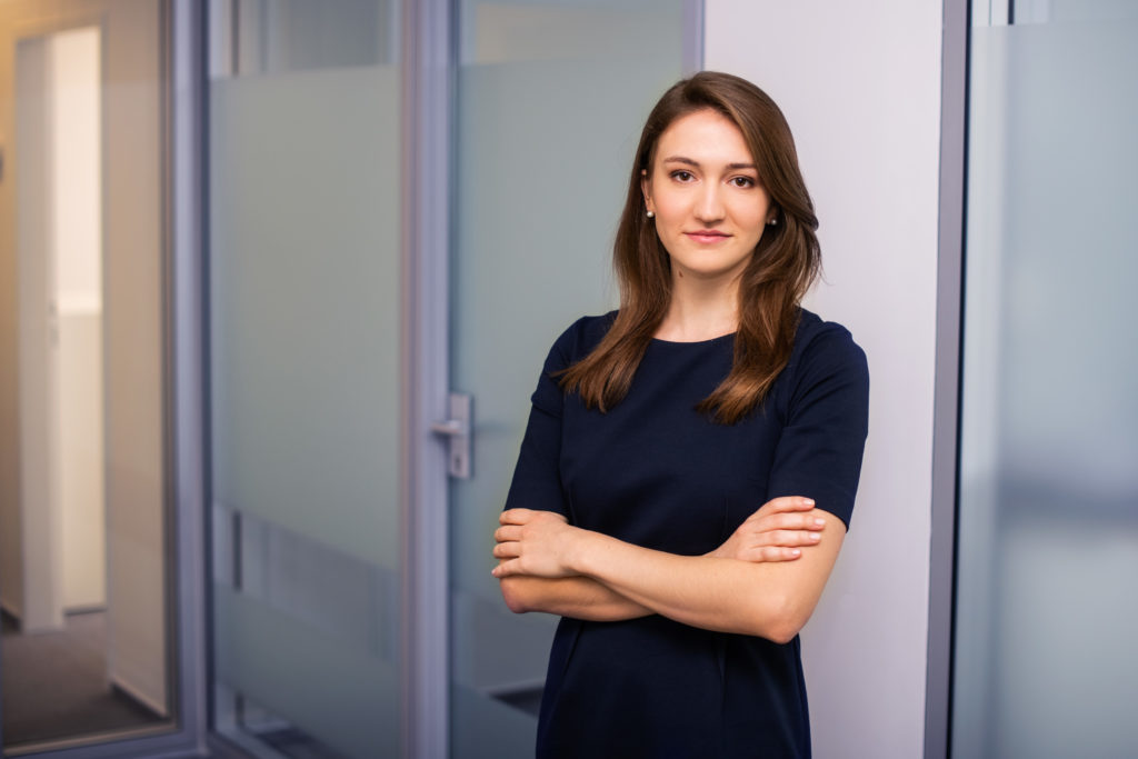 Tereza Pšenčíková - new lawyer of PEYTON legal 1