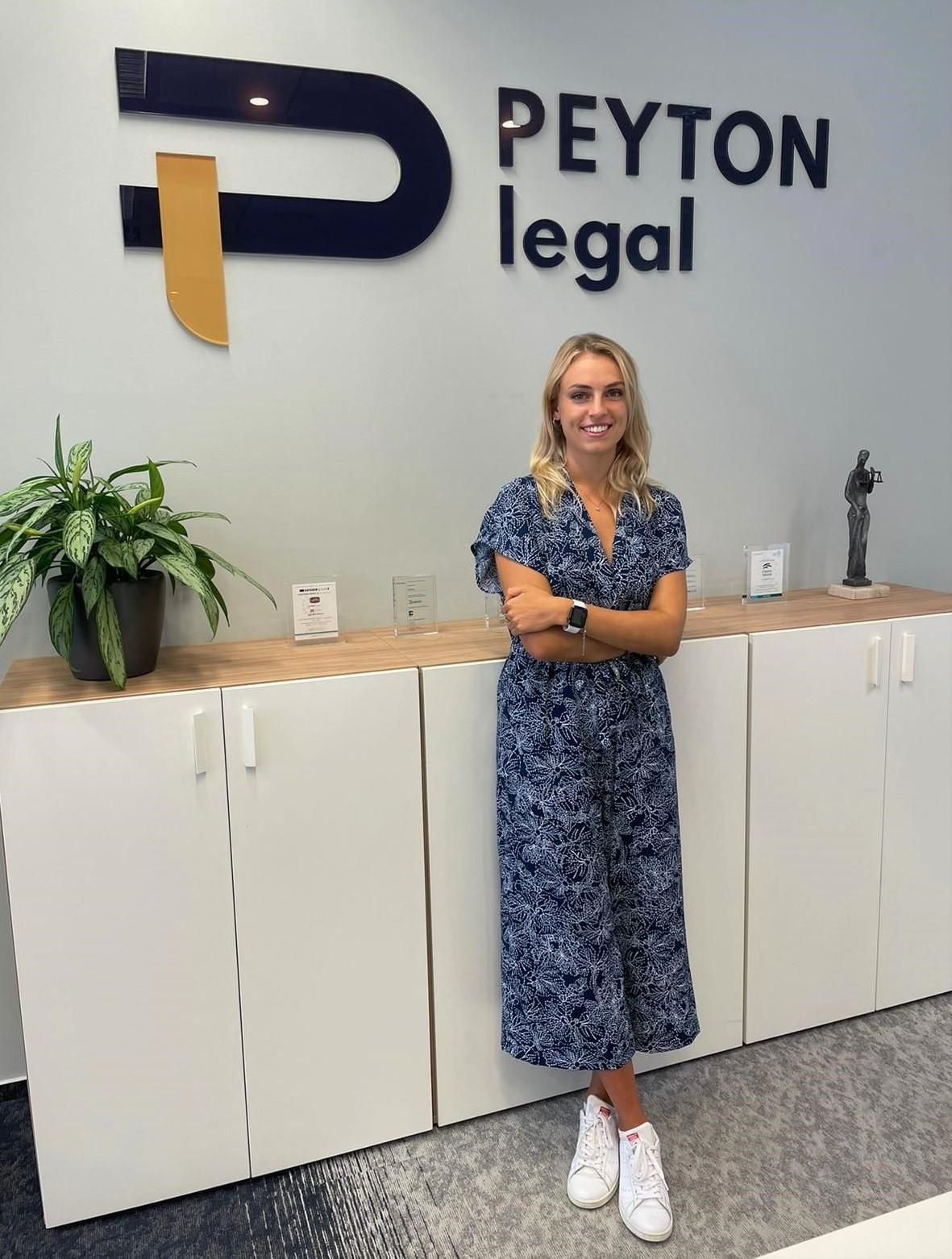 Ráchel Kouklíková - nová právní asistentka 1