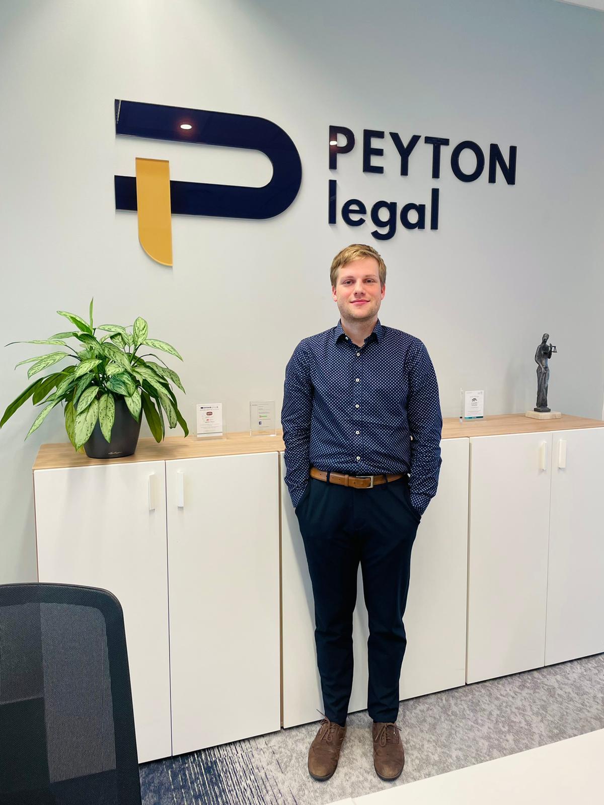 Tomáš Jančar - our new junior lawyer 1